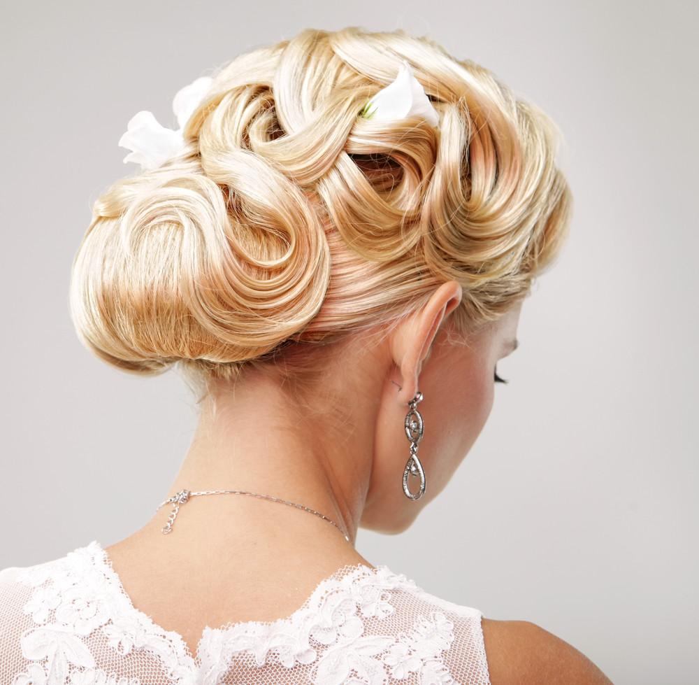 Die Perfekte Brautfrisur Am Hochzeitstag Frisuren Magazin