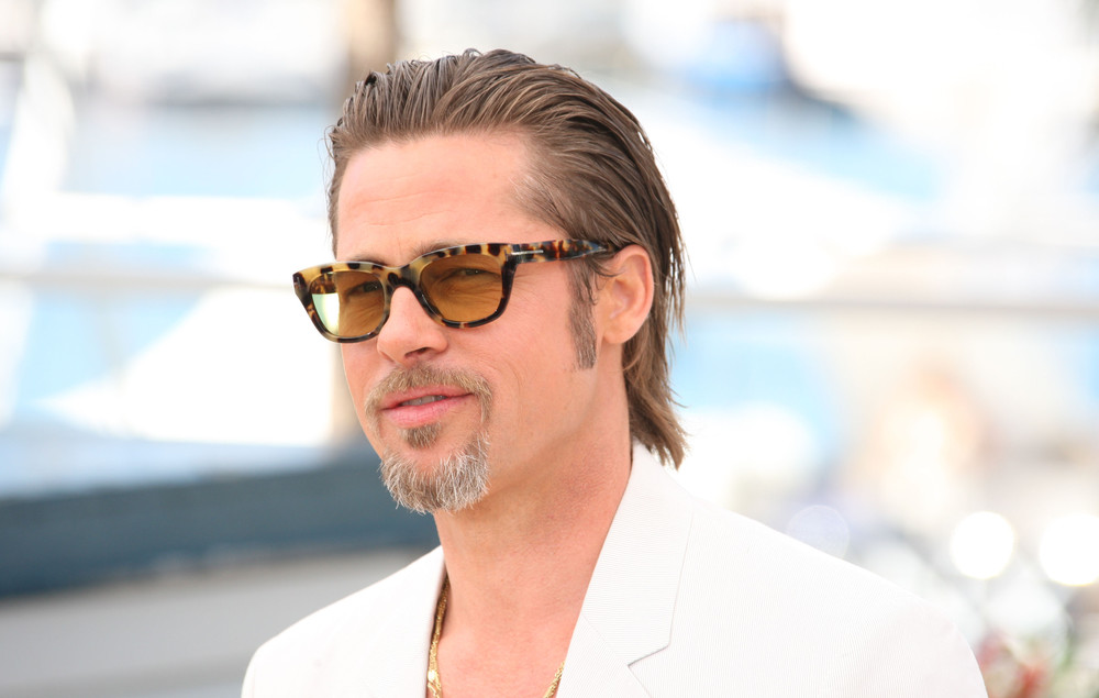 Frisuren Brad Pitt Frisuren Magazin