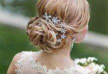 Brautfrisuren Hochsteckfrisuren Haarschmuck