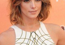 Frisuren Ashley Greene Bob Ombre Locken Wellen Featureflash Photo Agency / Shutterstock.com