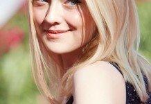 Frisuren Dakota Fanning Blond Langhaarfrisur andersphoto / Shutterstock.com