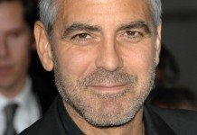 Frisuren George Clooney Grau 3-Tage Bart s_bukley / Shutterstock.com