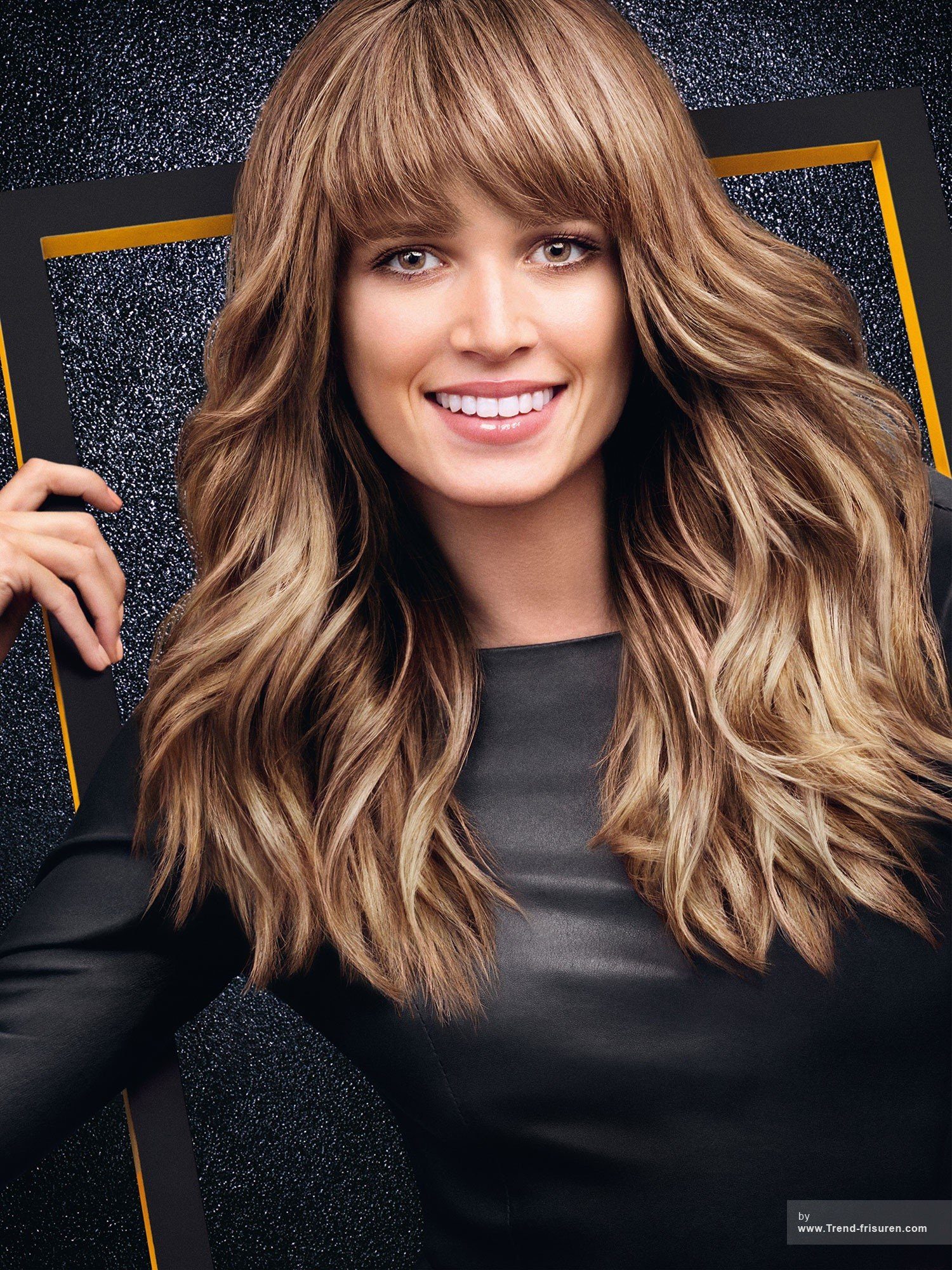 Herbst Winter Frisuren 2016 Frisuren Magazin