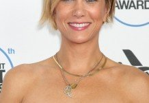 Frisuren Kristen Wiig Blond Bob Helga Esteb / Shutterstock.com