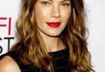 Frisuren Michelle Monaghan Langhaarfrisur Dunkelblond Tinseltown / Shutterstock.com