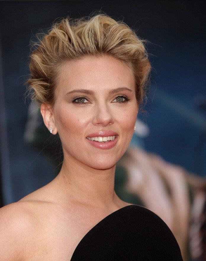 Scarlett Johansson Frisuren Die Neuesten Hairstyles