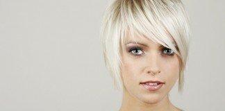 Kurzhaarfrisuren Blond Trend Ideen