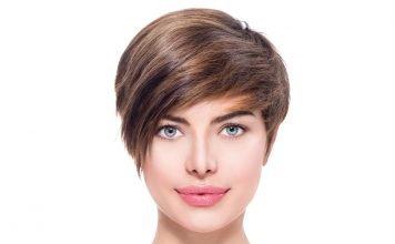 Kurzhaarfrisuren Trendfrisuren Kurz Haare Braun Frau