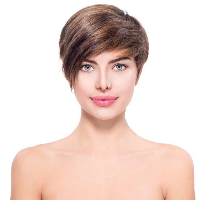 Kurzhaarfrisuren Trend Damen Frisuren Magazin
