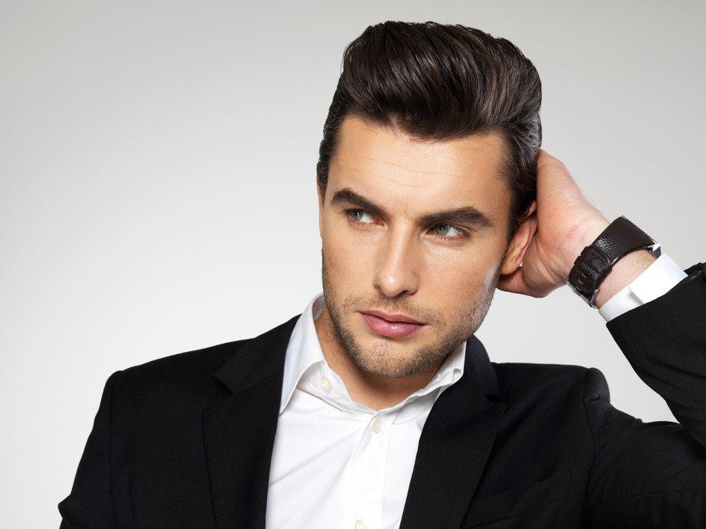Männerfrisuren Mit Haargel Frisuren Magazin