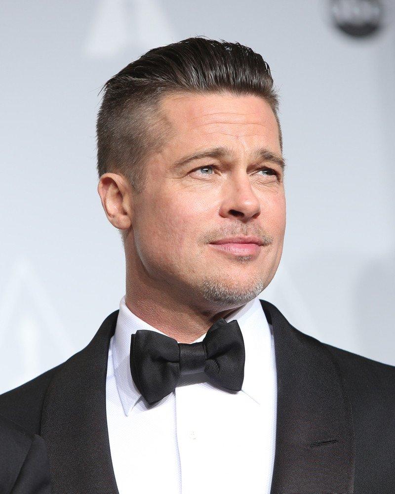 Brad Pitt Frisuren Frisuren Magazin