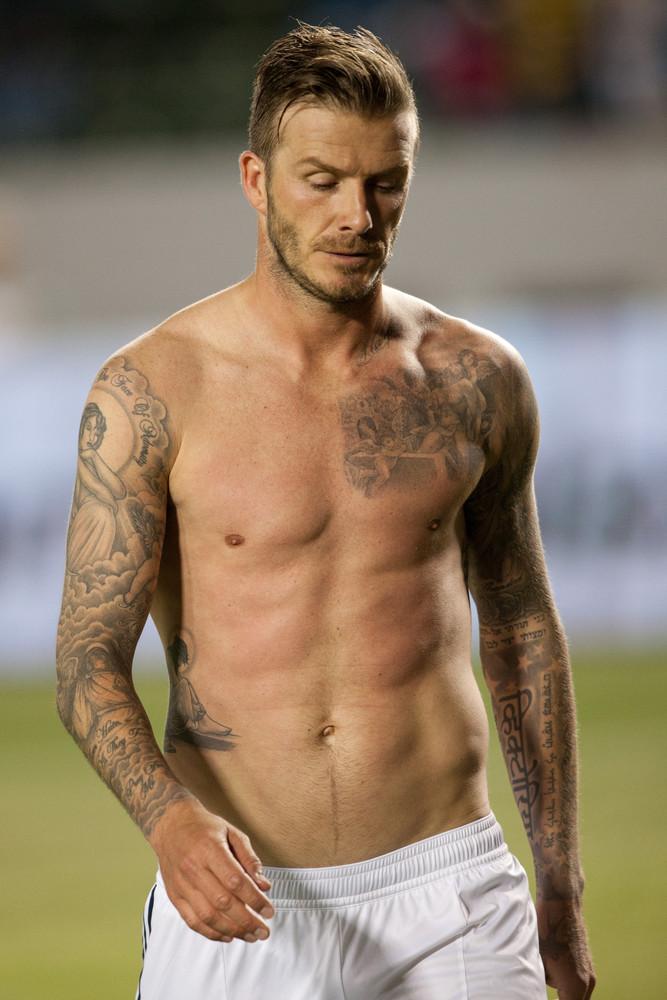 David Beckham Frisuren Frisuren Magazin
