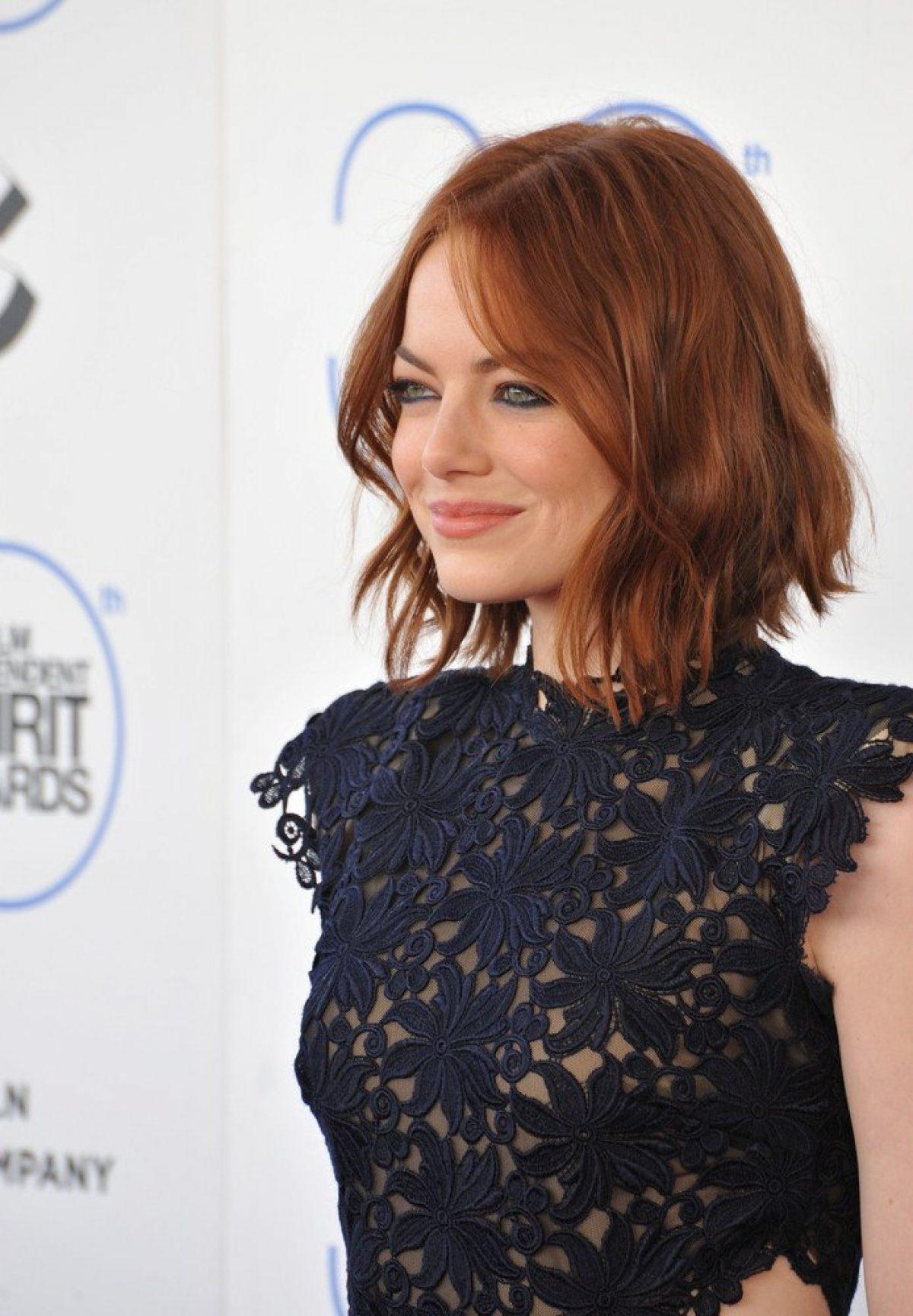 Emma Stone Frisuren - Die 9 Schönsten Frisuren zum Ausprobieren!
