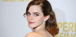 Emma Watson Hochsteckfrisuren Langhaarfrisur Mittellang Braun Featureflash Photo Agency / Shutterstock.com