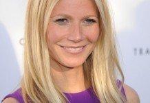 Gwyneth Paltrow Frisuren Blond Lanhaarfrisur Glatt DFree / Shutterstock.com