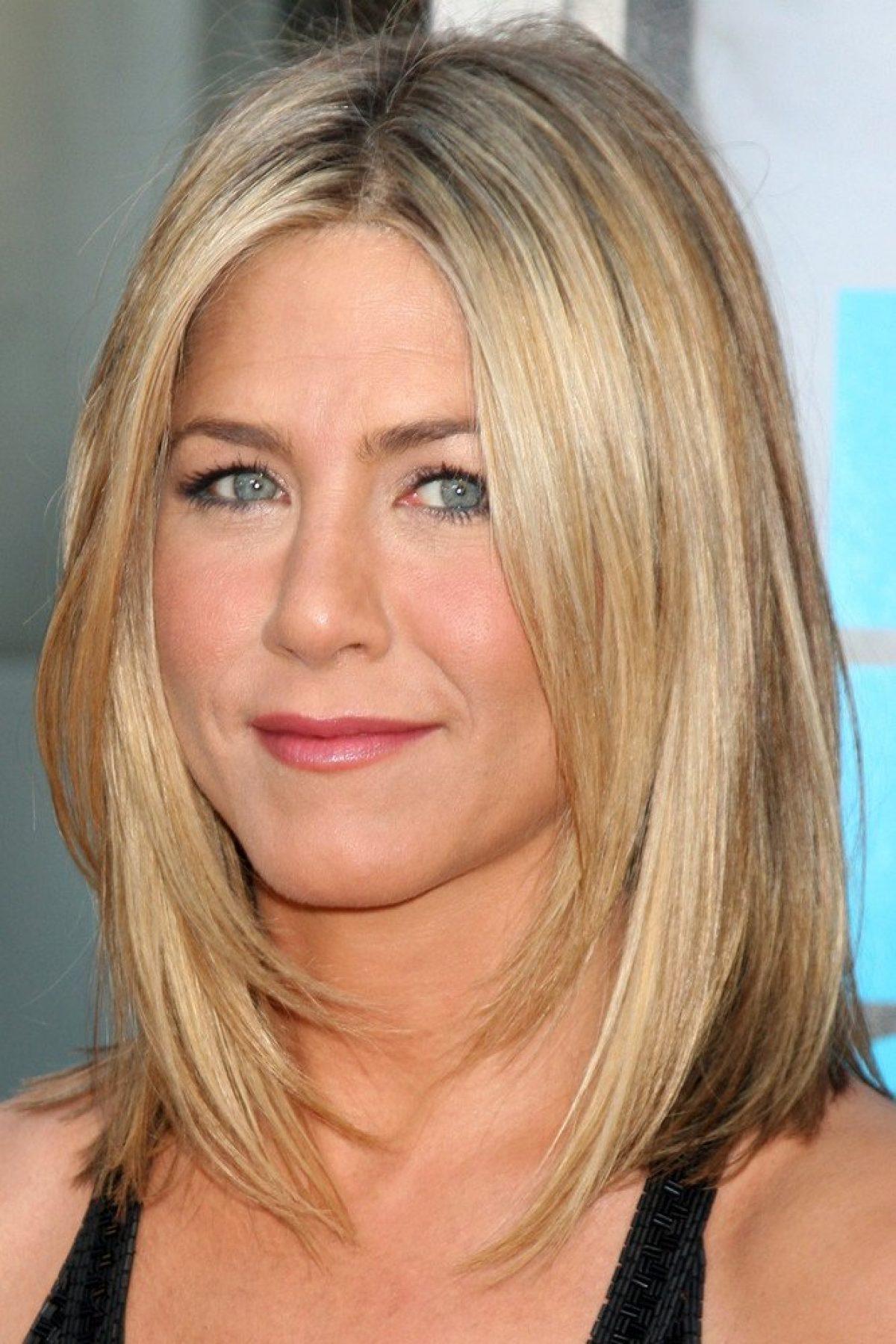 Jennifer Aniston Frisuren - Die 11 Schönsten Frisuren zum