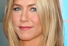 Jennifer Aniston Frisuren Longbob Bob Blond Helga Esteb / Shutterstock.com