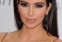 Kim Kardashian Frisuren Langhaarfrisuren Glatt Schwarz Featureflash Photo Agency / Shutterstock.com