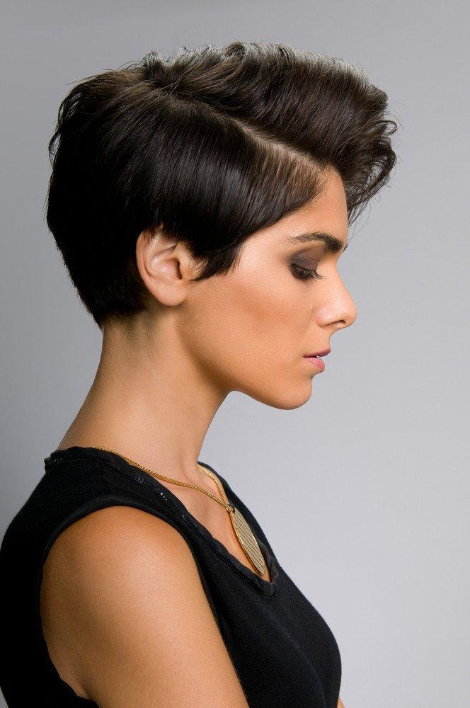 Kurzhaarfrisuren – ein Frisuren Trend - Frisuren Magazin