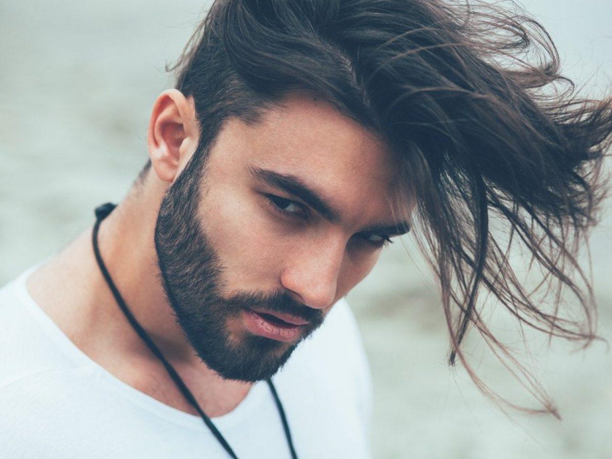 Männer frisuren oben lang seiten kurz | Männer Frisur Oben