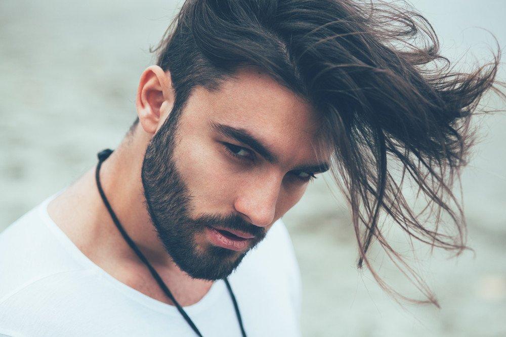 Frisur eine seite kurz und eine lang