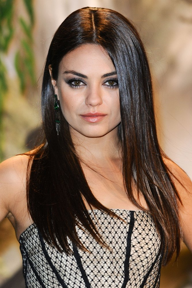 mila kunis frisuren frisuren magazin. Black Bedroom Furniture Sets. Home Design Ideas
