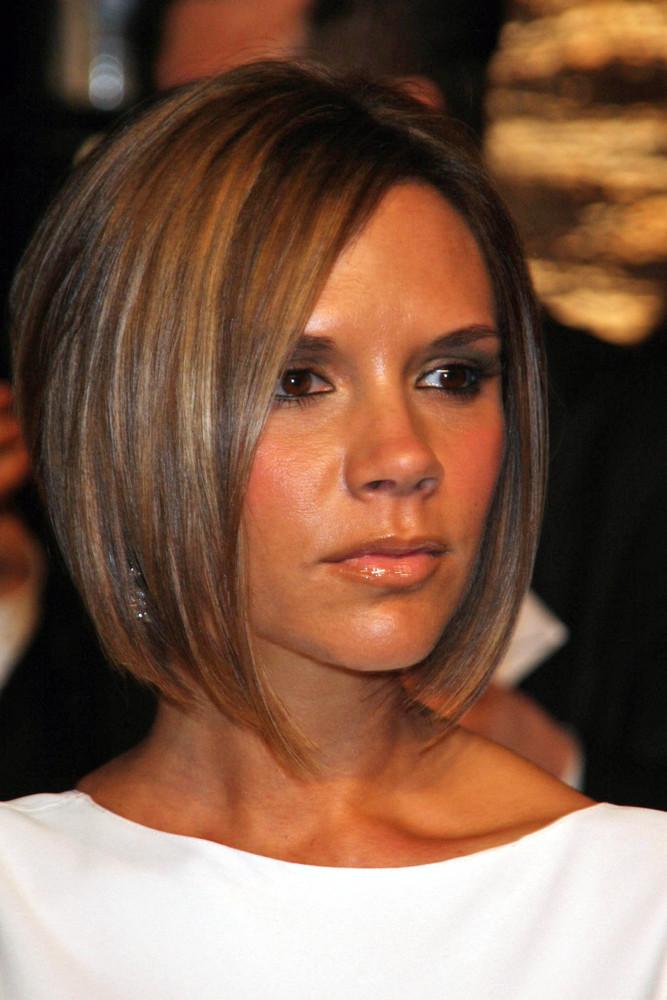 Frisuren Von Victoria Beckham