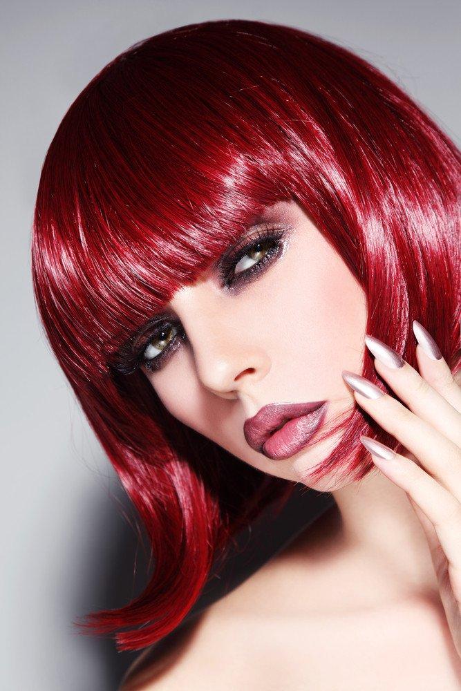 haarfarbe trend rot modische frisuren f r sie foto blog. Black Bedroom Furniture Sets. Home Design Ideas