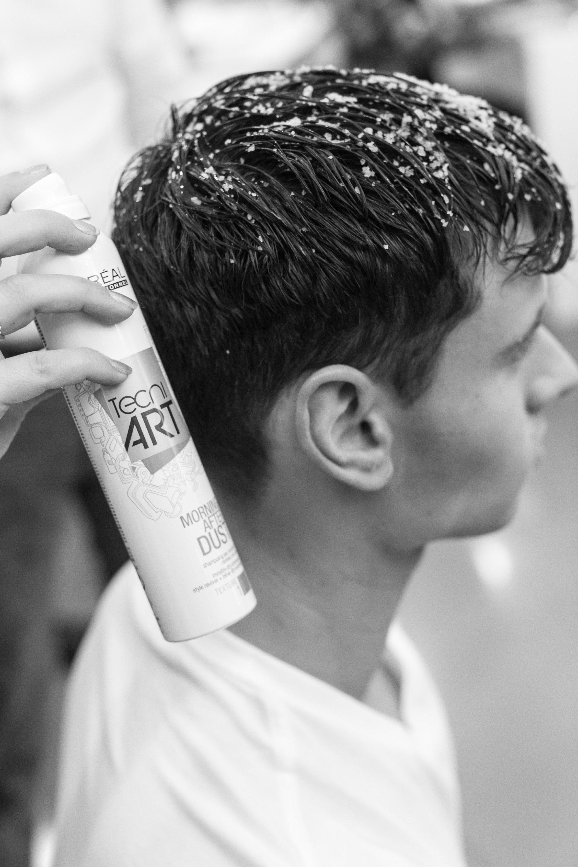 Herren Frisur Model Bachmann Frisuren Magazin