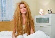 Anti-Frizz Haare