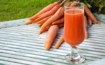 Biotin Möhren Saft Vitamin H