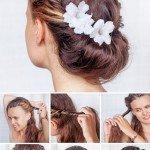 Tutorial Haarwelle Hochsteck