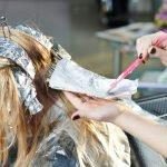 Foliensträhnen Anwendung Tipps Haare Strähnen