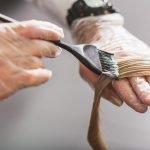 Grünstich Ursache Haarefärben Grün