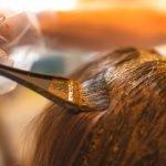 Henna Haarfarbe Färben Anwendung
