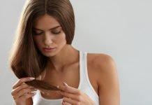 Spliss Haare Spalten Kur