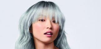 MAJIREL METALS - Haarfarbentrend Metallic silber Gold Haarfabe