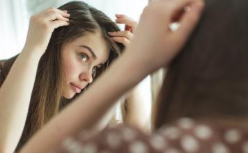 Kopfhaut Kopfhautpflege Tipps Haaröl Haar Serum