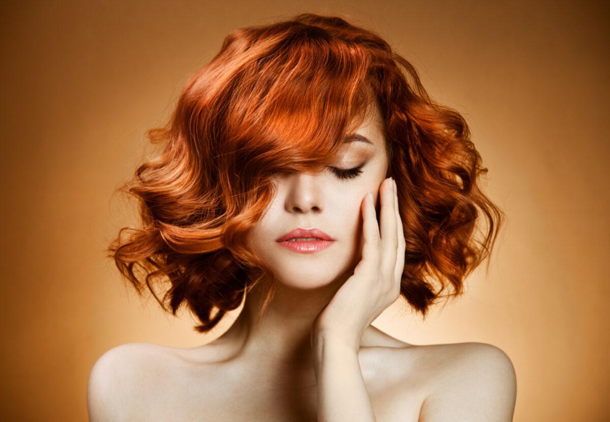 Haare 50 rote ab Moderne Frisuren