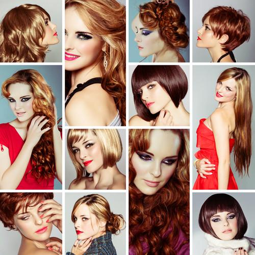 Rote Haare und die besten Frisuren