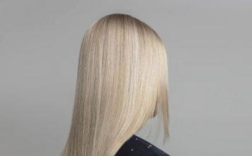 Vorher-Nachher-Shooting mit MAJIREL COOL COVER - Nachher Ergebniss Blond