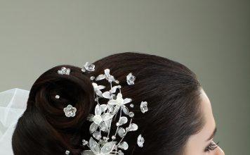 Frisuren Haarschmuck Hochzeit Blumen bis Diadem