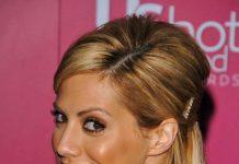 Brittany Murphy Frisuren Blond Langhaarfrisur Hochsteck Locken bis Brünett Zopf s_bukley Shutterstock.com