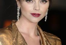 Christina Ricci Frisuren Hairstyle Brunett Langhaar Bob Pony kurzer Pony Featureflash Photo Agency Shutterstock.com