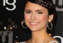 Nina Dobrev Frisuren Hairstyle Langhaarfrisur Brunett s_bukley Shutterstock.com
