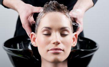 Haare Waschen Friseur