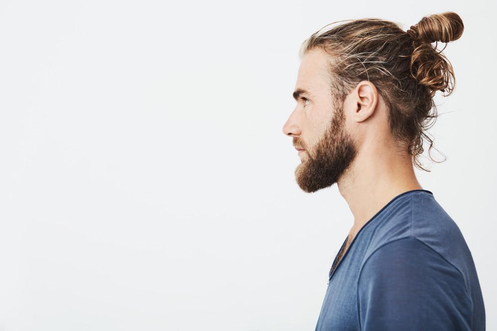 herrenfrisuren mit zopf - die 27 schönsten frisuren zum