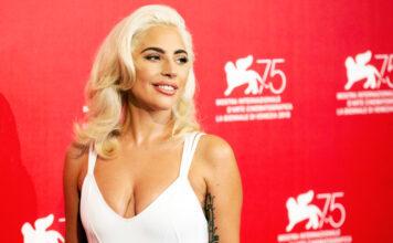 Lady Gaga Frisuren – Blond Volumen Langhaarfrisur